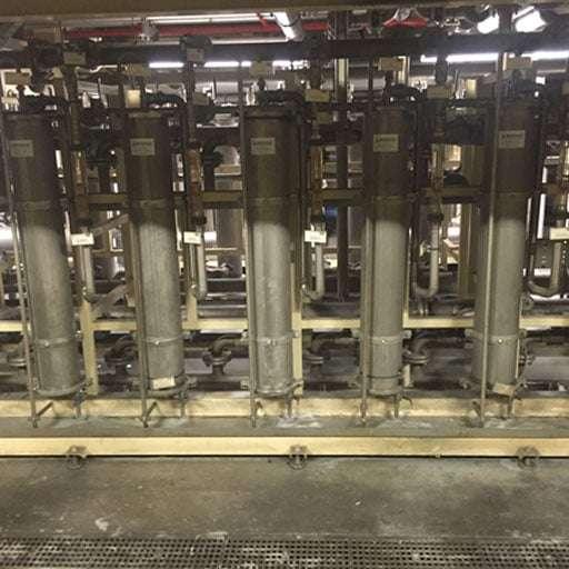 Service Ultrafiltration Unit