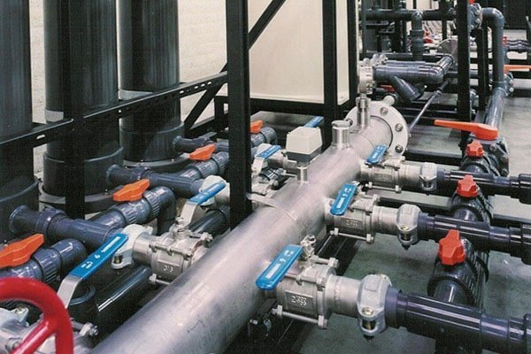 Chemical process tank integrity check