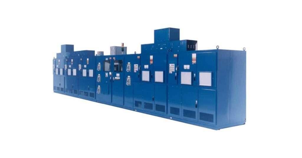 AC-DC rectifier coating