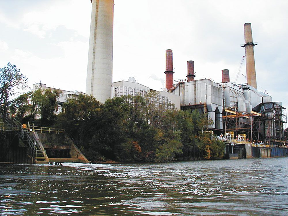 Wastewater industrial